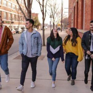 Etudiants et jeunes précaires